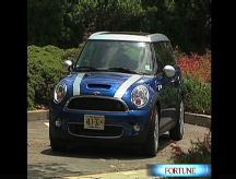 Mini Cooper goes maxi