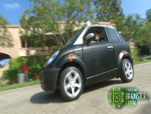 The electric car is here