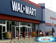 Wal-Mart tops Global 500 list