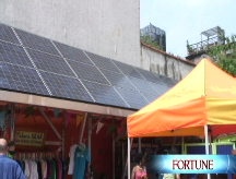 Brooklyn's solar-powered eatery