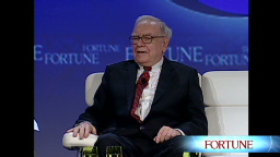 Buffett: Build economic confidence