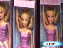 Barbie in recession