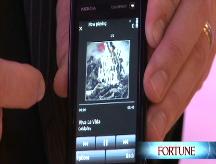 Nokia's music downloading gambit