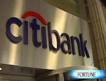 Why the government rescued Citi