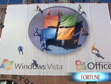 Microsoft's online struggle