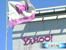 Leadership change at Yahoo