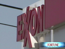 Exxon's record-breaking year