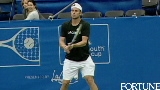 Andy Roddick's travel challenge