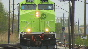GE locomotives go green