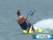 New water sport takes flight