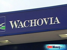 Wachovia walloped