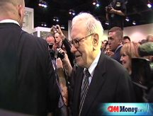 Buffett shakes up his portfolio