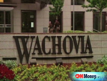 Wachovia waves goodbye to CEO