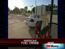 America's uneven fuel crisis