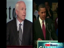 Taxes: McCain vs. Obama