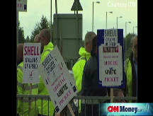U.K. fuel strike
