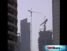 Dubai's construction crunch