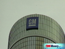 'Kick GM out of the Dow!'