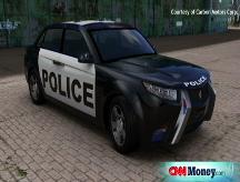Cop car of the future