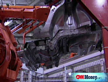 High gas costs stall GM
