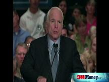 McCain's budget balancing act