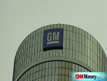 GM stuck in reverse