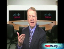 Cisco's plans for global growth