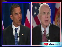 Obama and McCain on taxes