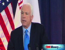 McCain's energy plan