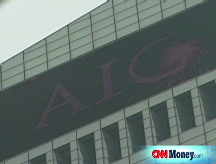 AIG's Asian customers flee