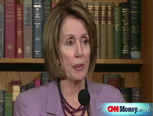Pelosi: Bush is bad manager