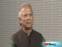 Yunus on the U.S. bailout