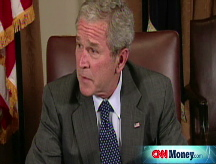 Bush: Time to move forward