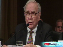 Buffett warns Congress