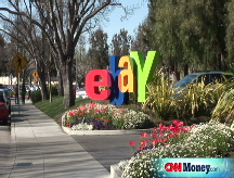eBay sees growth