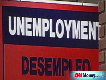 Unemployment shock waves