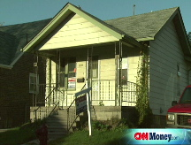 Fire sale on foreclosures