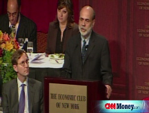 Bernanke won't say 'R' word