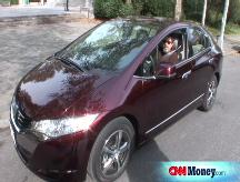 Honda goes hydrogen