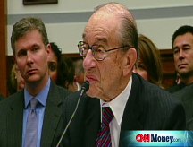 Did Greenspan miss the ball?