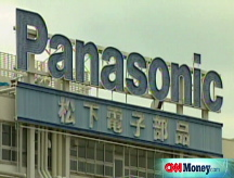 Panasonic moves on Sanyo