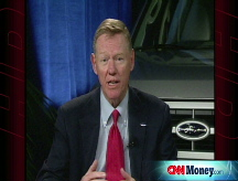 Ford CEO asks for 'loan'