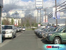 Car sales pummel states