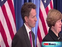 Is Geithner the right choice?