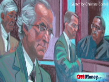 Madoff back in court
