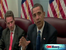 Obama: 'Economy badly damaged'