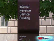 IRS's softer side