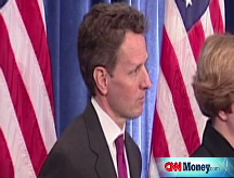 Controversy over Geithner