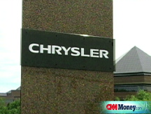 Fiat takes 35% stake in Chrysler