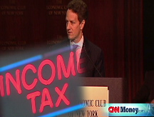 Geithner's fate up for debate